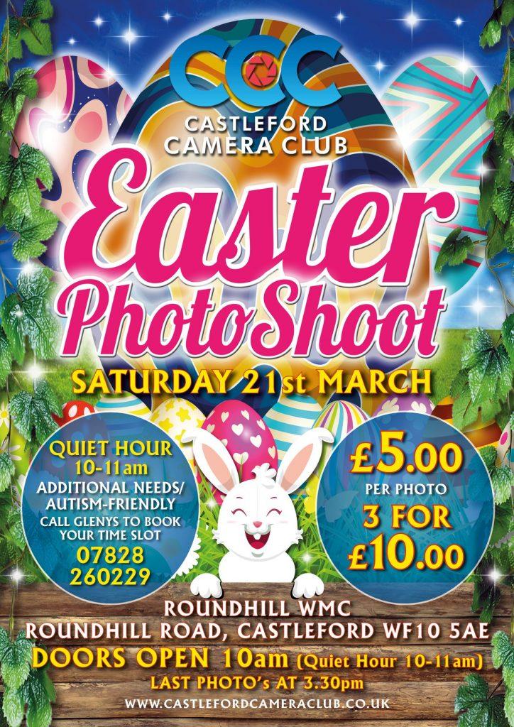 Easter Photo Shoot Banner